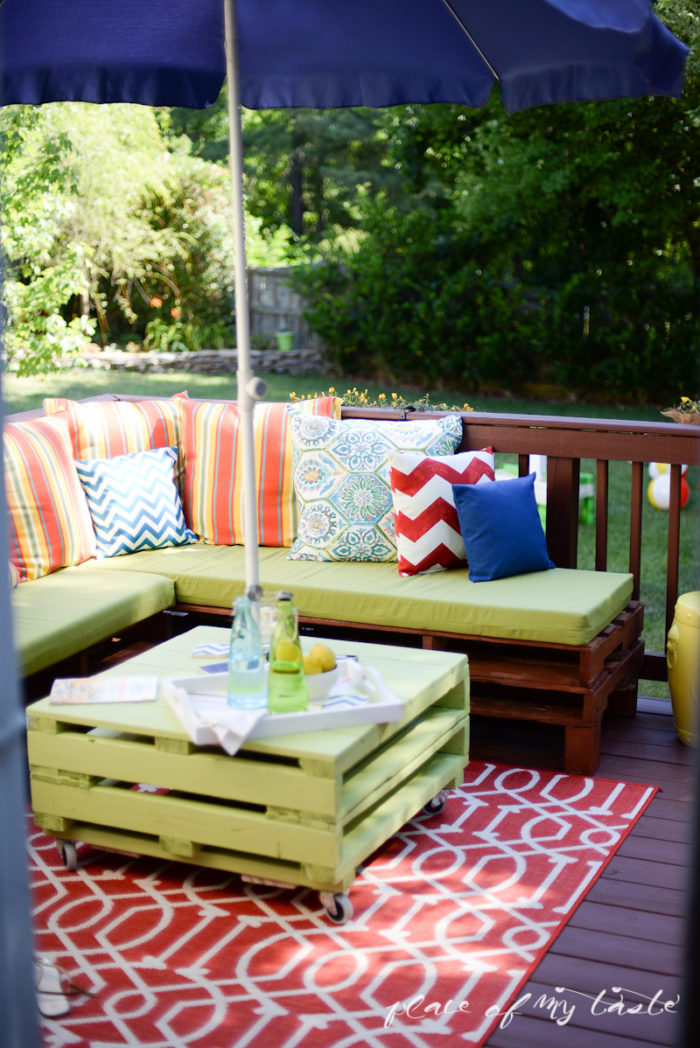 Diy Pallet Projects For Spring Inspired Space The