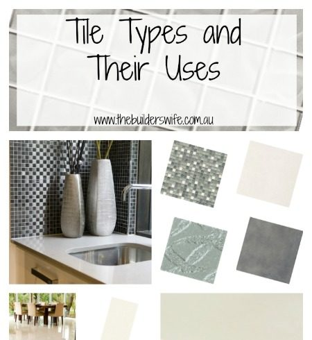 Tile Types and Their Uses