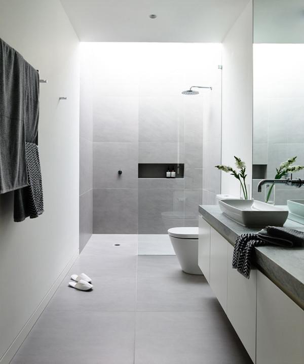 Contemporary Bathrooms