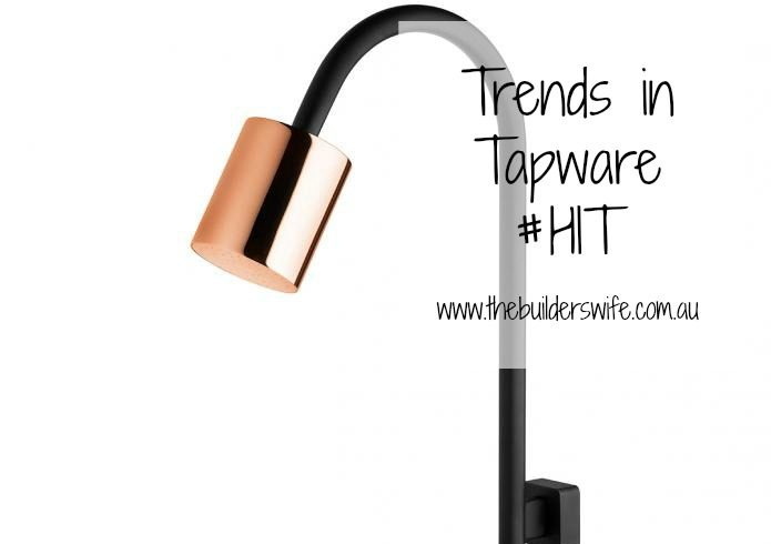 Trends in Tapware – #HIT