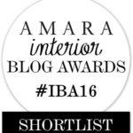 Amara Interior Blog Awards 2016 – #HIT