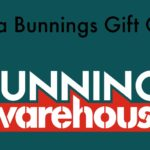 Your Chance To Win a $100 Bunnings Voucher
