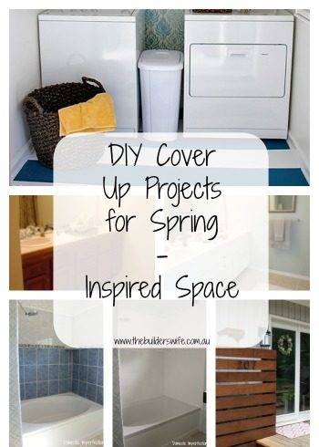 DIY Cover Up Projects for Spring – Inspired Space