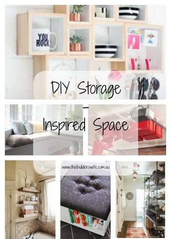 DIY Storage – Inspired Space