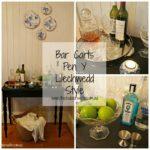 Pen Y Llechwedd – Bar Carts