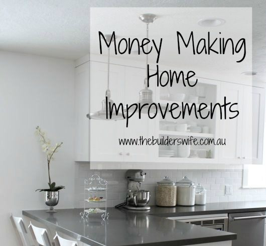 Money Making Home Improvements