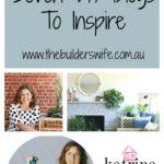 DIY Blogs To Inspire – Home Improvement Thursday