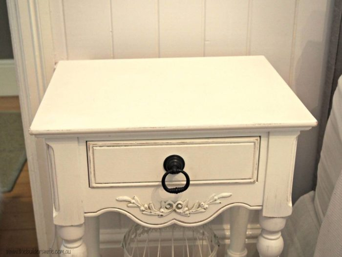 TBW How to style a bedside table