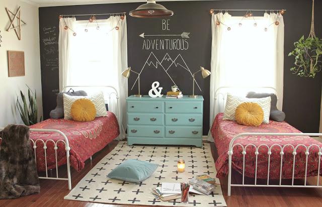Teen Girls Rooms