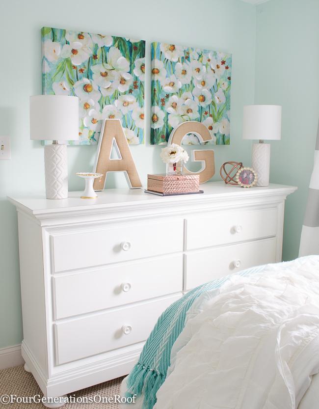 Teen Girls Bedrooms