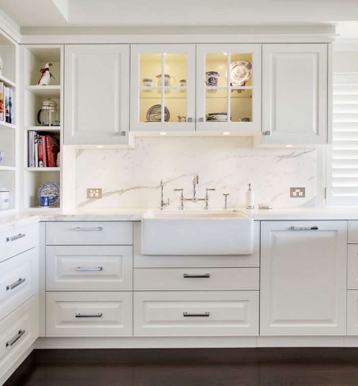 Hamptons Style Kitchen Hit The Builder S Wife
