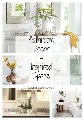 Bathroom Decor – Inspired Space