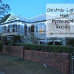 Christmas Lights – Home Improvement Thursday