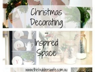 Christmas Decorating – Inspired Space