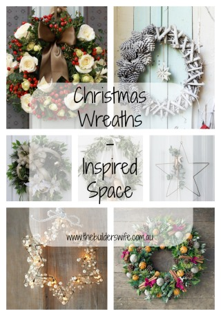 Christmas Wreaths – Inspired Space