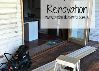 How To Survive A Renovation