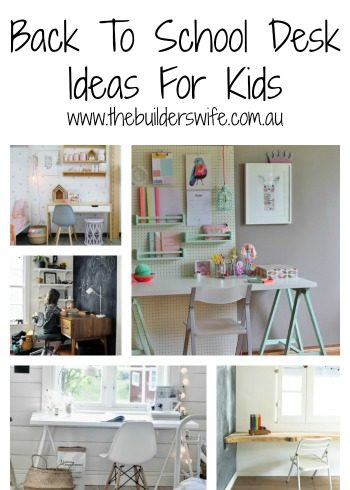Back To School – Inspired Space