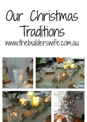 Christmas Traditions At Pen Y Llechwedd