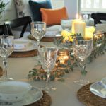 Our Christmas Tablescape – Pen Y Llechwedd