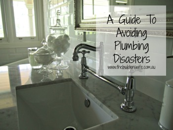 A Guide To Avoiding A Plumbing Disaster
