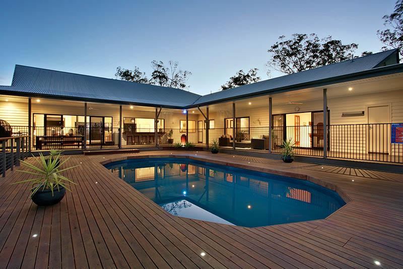 Fernbrooke homes Deck