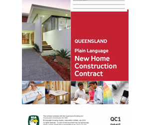 Signing A Building Contract – What You Need To Know