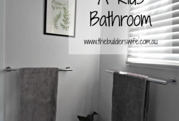 How To Style A Children's Bathroom