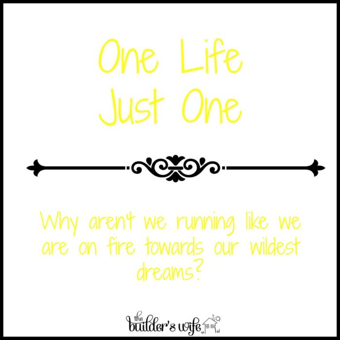 TBWQuote One Life