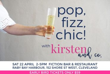 An Interiors Workshop With A Little Pop, Fizz & Chic!
