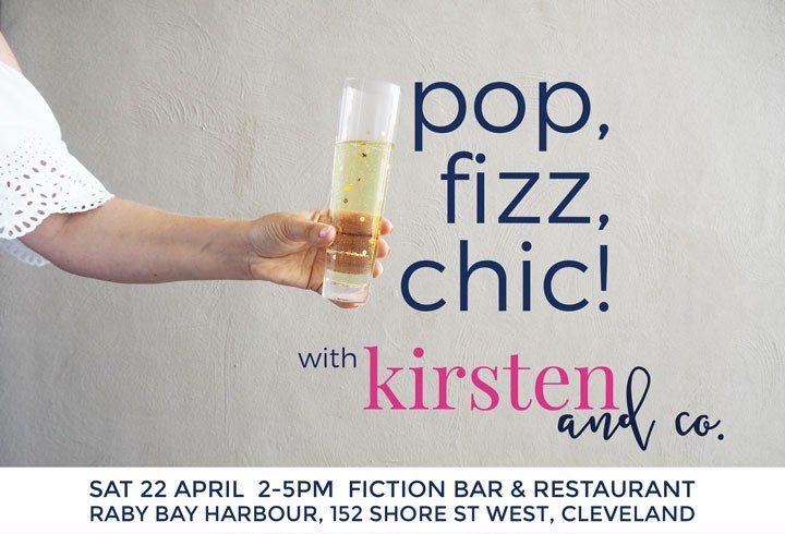 An Interiors Workshop With A Little Pop, Fizz & Chic!