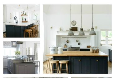 Coloured Kitchen Islands – Inspired Space