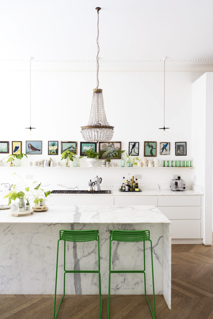 pantone-greenery-kitchen