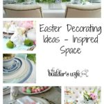 Easter Decorating – Inspired Space