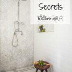 Our Ensuite Secrets – Pen Y Llechwedd An Update