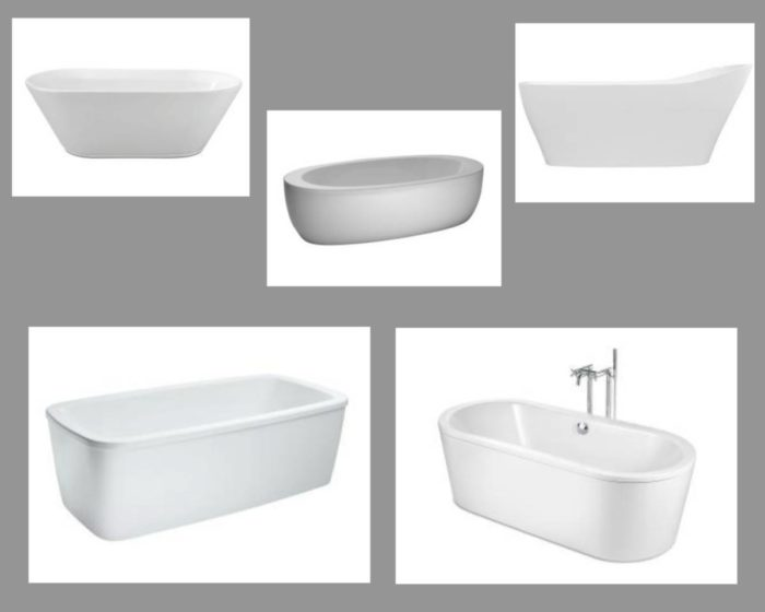 TBW Freestanding Bath