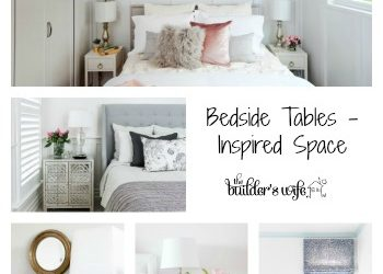 Bedside Table Styling – Inspired Space