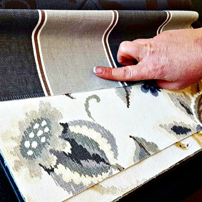 TBW Fabric Choices
