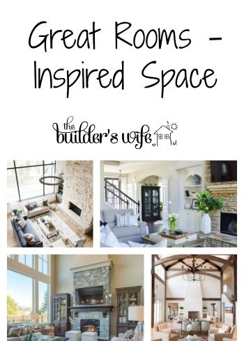 The Great Room – Inspired Space