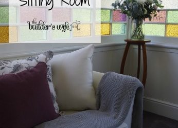 The Sitting Room – A Sneak Peek