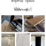 DIY Barn Door Project – Inspired Space