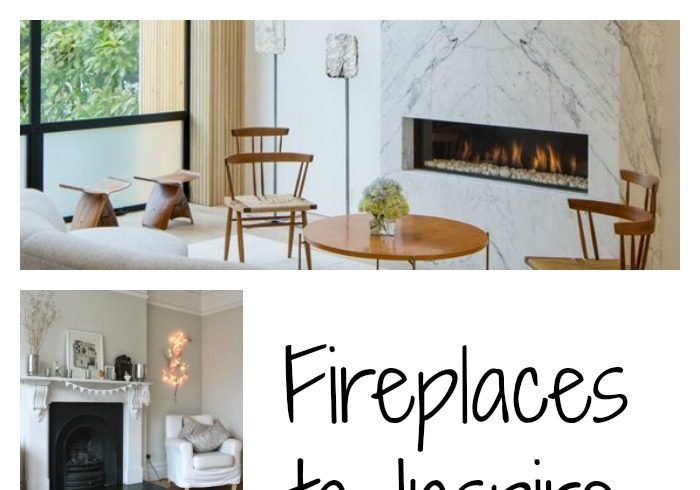 Inspired Space – Fireplaces