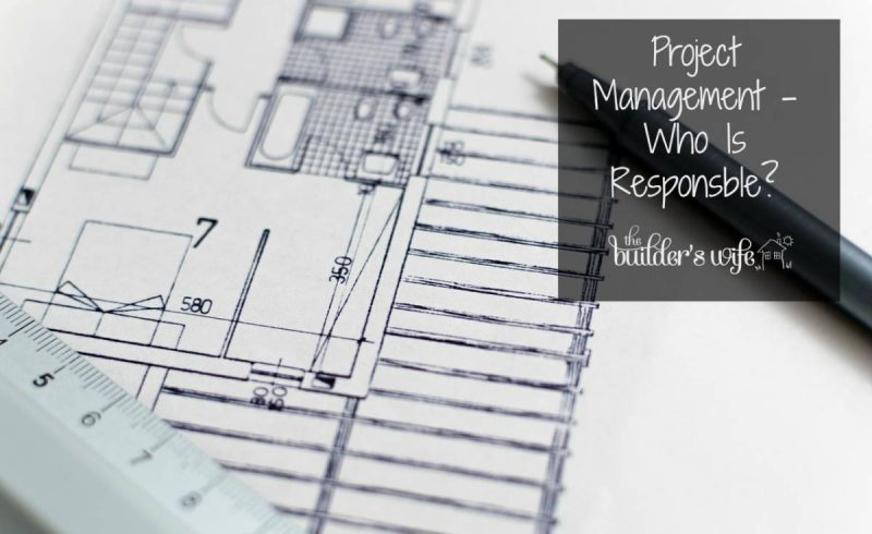 Project Management – Who Is Responsible?