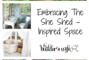 She Shed – Inspired Space