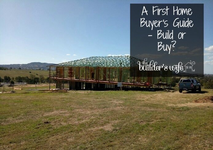 A First Home Buyer's Guide – New Build or Buying?