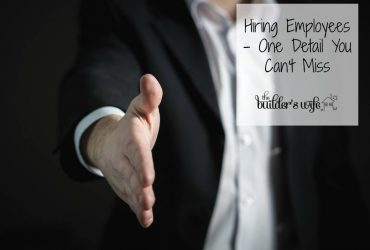 Hiring Employees – One Detail You Can't Miss