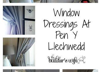 Window Dressings At Pen Y Llechwedd