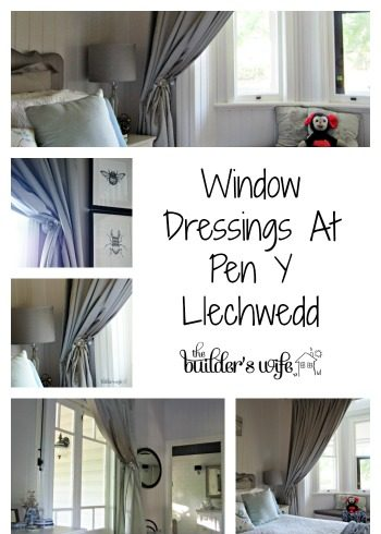 Window Dressings At Pen Y Llechwedd