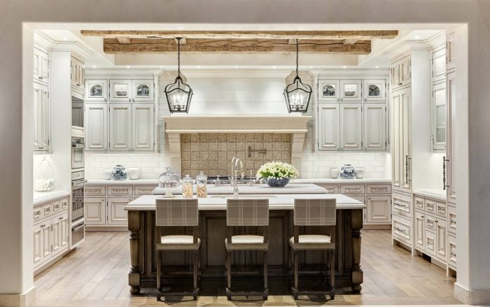 Big Kitchens - Inspired Space - The Builder\'s Wife