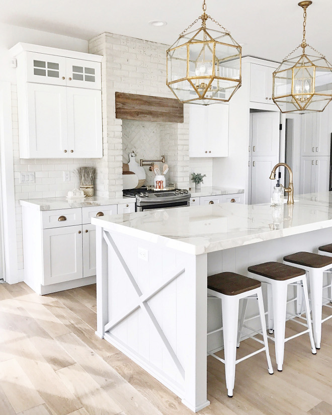 bright white kitchen cabinets bright white kitchen inspired space the builder s 12536
