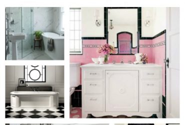 Art Deco Style Bathrooms – Inspire Space